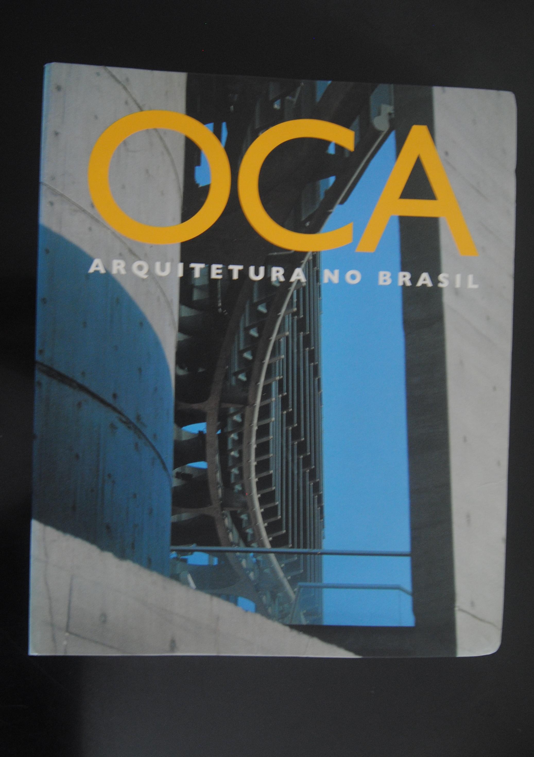 Capa do livro OCA