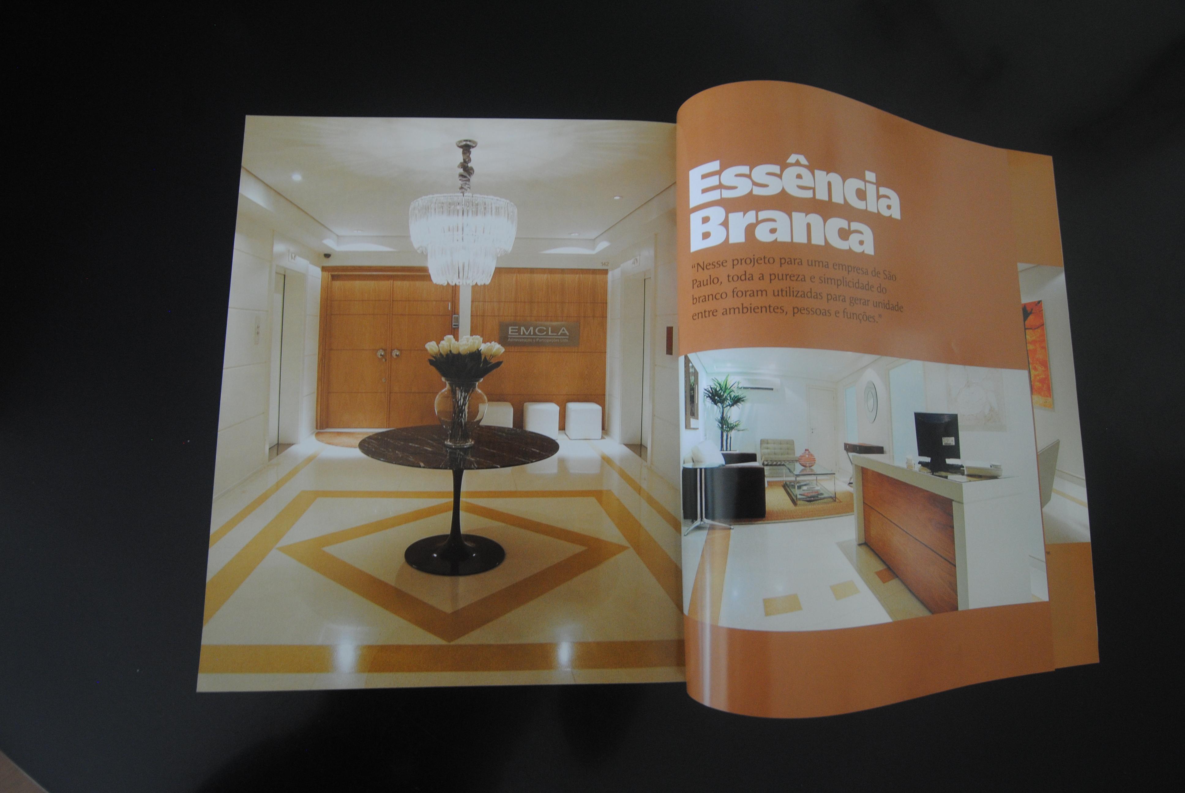 Publicação no livro Boutique Interiores