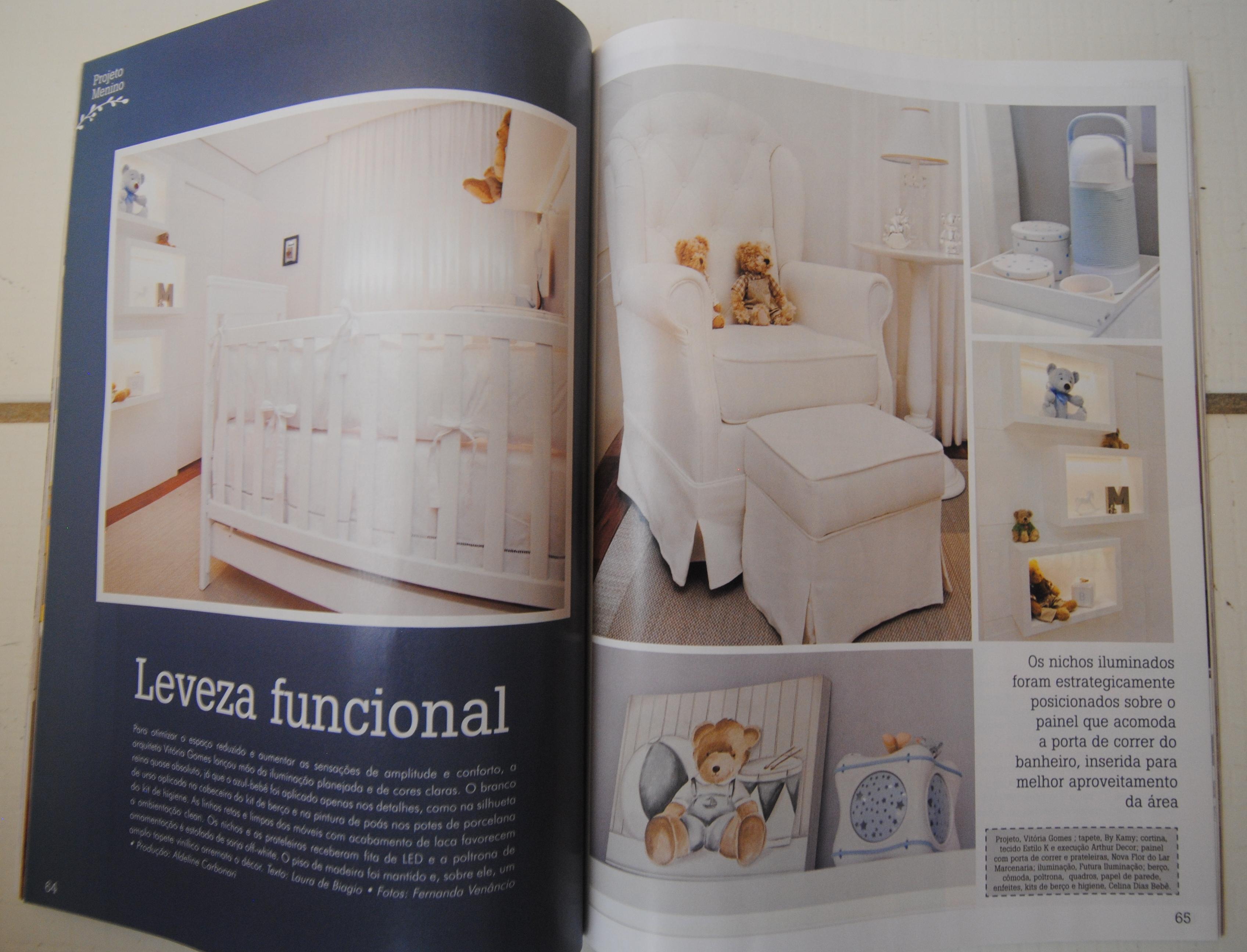 Publicacao Casa&Decoracao especial Bebê&Gestante