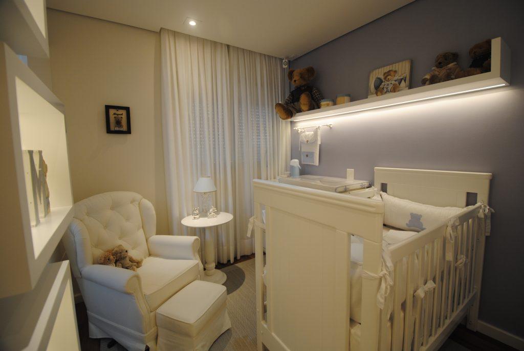 Residência ACEJ - Quarto de Bebê 15m²