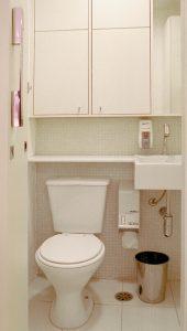 banheiro consultório 2 35m2