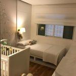 projeto de arquitetura quarto de bebê